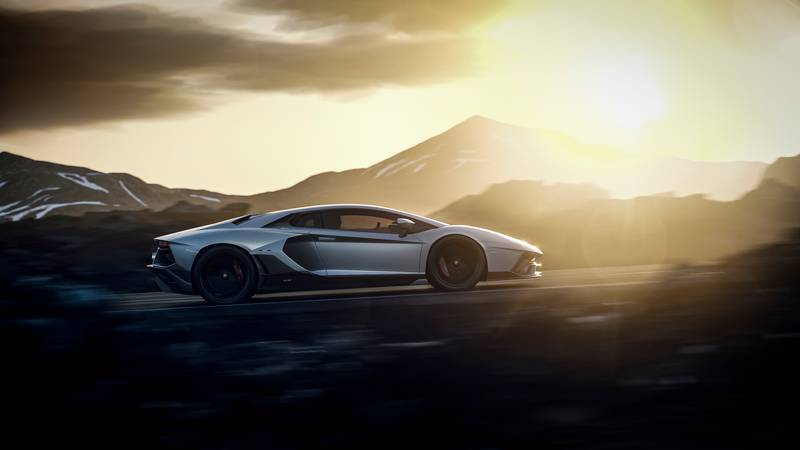Lamborghini's V-12 Super Hybrid - Infused With Sian DNA and Prepped for a Summer Debut Exterior Wallpaper quality - image 999903