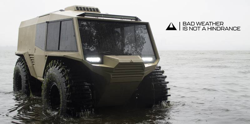The Atlas ATV - Your Purpose-Built Runabout With Dacia Duster Power - image 1005509