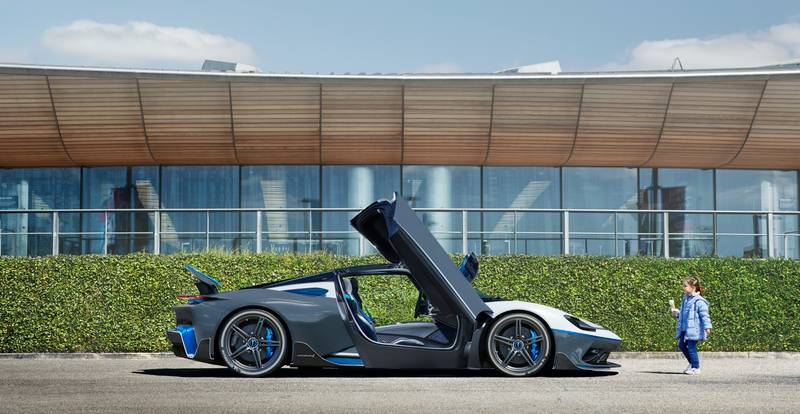 Must-See Cars At the 2021 Goodwood Festival of Speed Exterior - image 1000364