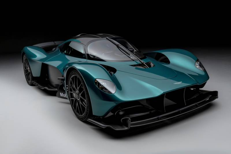 Must-See Cars At the 2021 Goodwood Festival of Speed Exterior - image 1000363