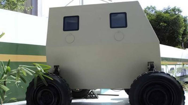 The Nano of Combat Vehicles? The MBPV from Tata - image 1003077