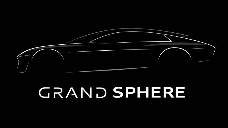 2021 Audi Grand Sphere Concept - A New Direction for Audi and The Next-Gen A8 - image 1002253