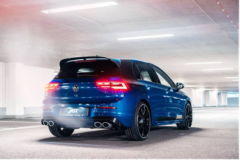 Volkswagen Golf R MK8 by ABT - Making the Competition Irrelevant Exterior - image 999551