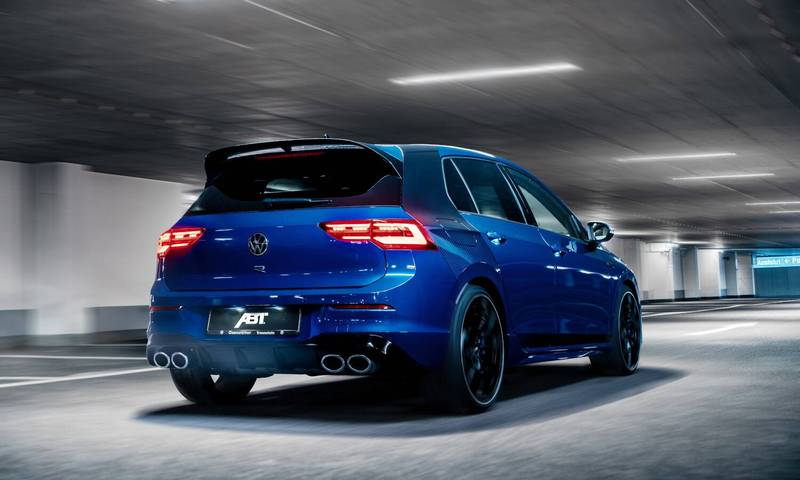 Volkswagen Golf R MK8 by ABT - Making the Competition Irrelevant Exterior - image 999553