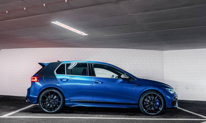 Volkswagen Golf R MK8 by ABT - Making the Competition Irrelevant Exterior - image 999549