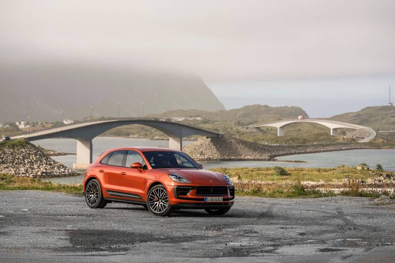 The Gas-Powered Macan Won't Survive Beyond Its 10th Birthday Exterior - image 1011286