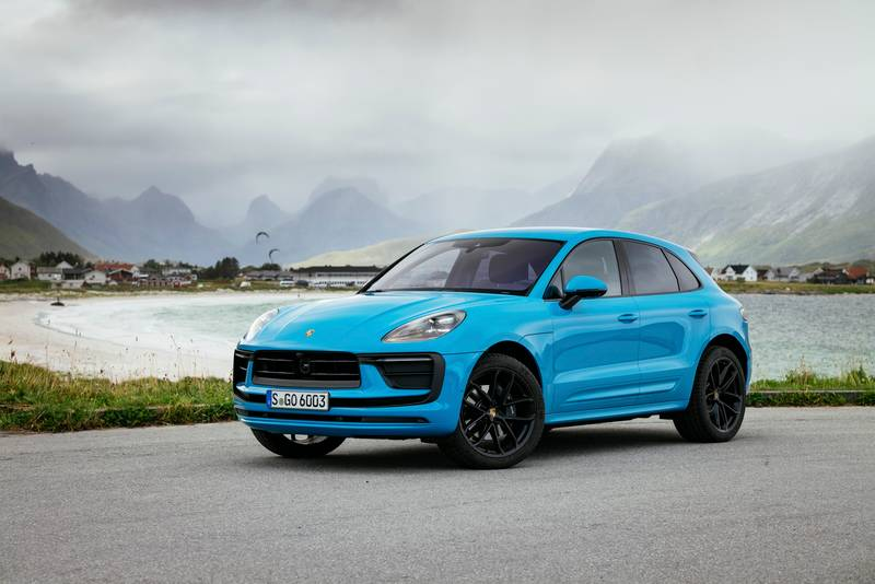 The Gas-Powered Macan Won't Survive Beyond Its 10th Birthday Exterior - image 1011300