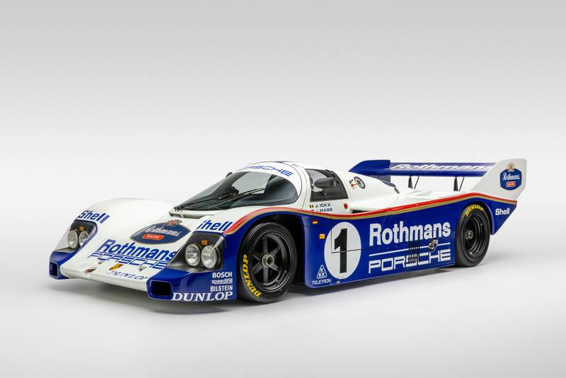 Check Out These Ultra-Rare Porsche Racing Cars on Display at the Petersen Museum - image 1011995