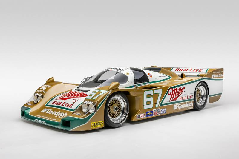 Check Out These Ultra-Rare Porsche Racing Cars on Display at the Petersen Museum - image 1011996