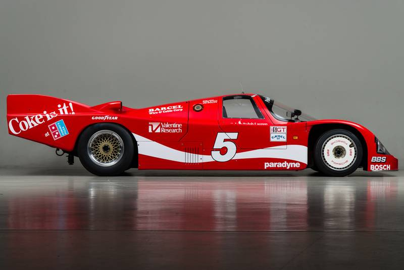 Check Out These Ultra-Rare Porsche Racing Cars on Display at the Petersen Museum - image 1011992