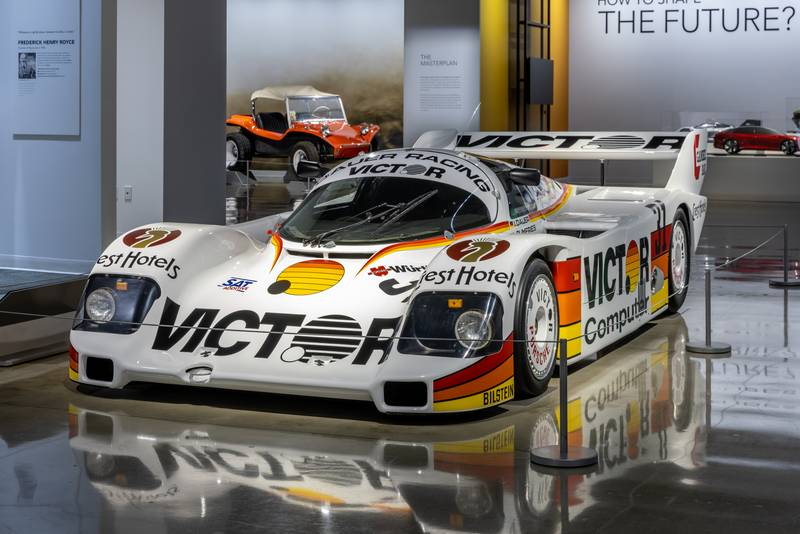 Check Out These Ultra-Rare Porsche Racing Cars on Display at the Petersen Museum - image 1012268