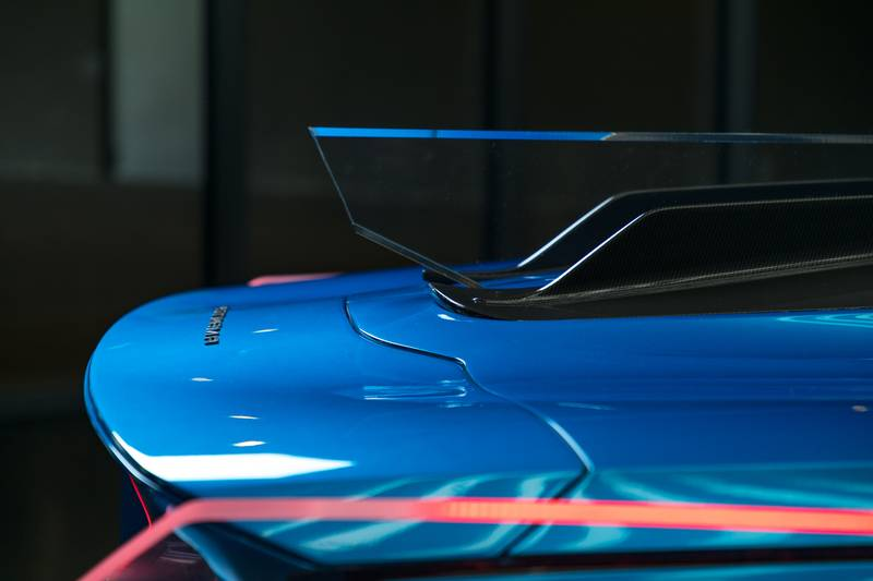 2024 Estrema Fulminea - An Italian Electric Hypercar That Will Give The Rimac Nevera A Tough Fight Exterior - image 1010895
