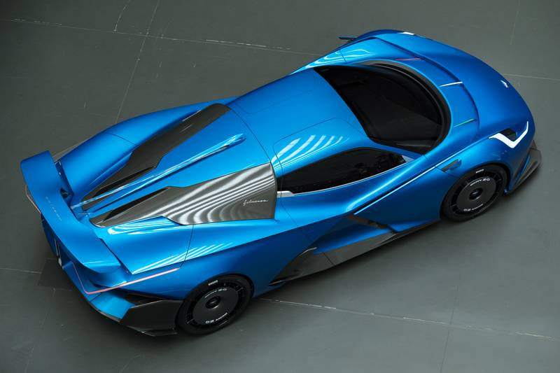 2024 Estrema Fulminea - An Italian Electric Hypercar That Will Give The Rimac Nevera A Tough Fight Exterior - image 1010957