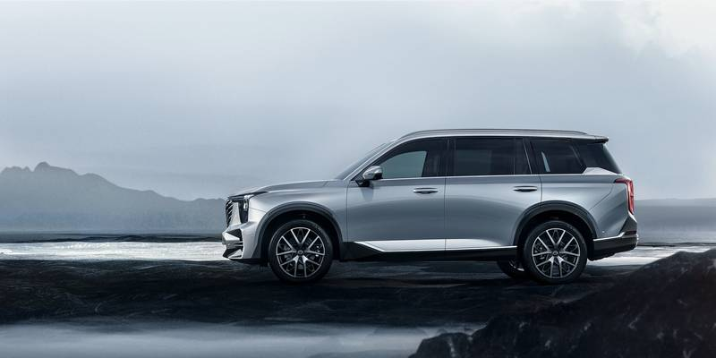 2022 GAC GS8: The Chinese Full-Size SUV That Borrows Technology From Lexus Exterior - image 1012747