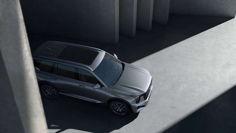 2022 GAC GS8: The Chinese Full-Size SUV That Borrows Technology From Lexus Exterior - image 1012748