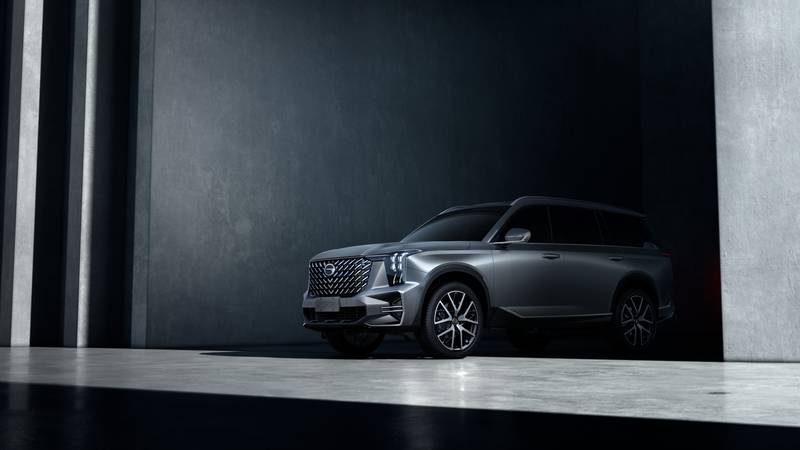 2022 GAC GS8: The Chinese Full-Size SUV That Borrows Technology From Lexus Exterior - image 1012749