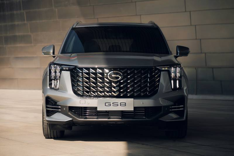 2022 GAC GS8: The Chinese Full-Size SUV That Borrows Technology From Lexus Exterior - image 1012752
