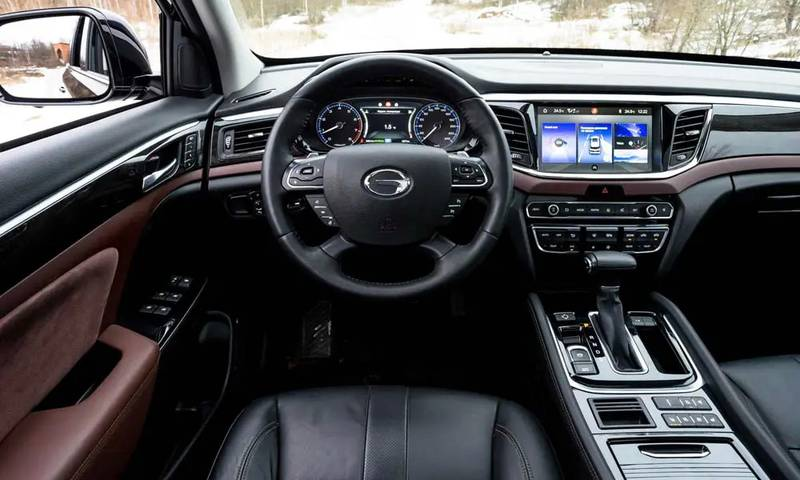 2022 GAC GS8: The Chinese Full-Size SUV That Borrows Technology From Lexus - image 1012756