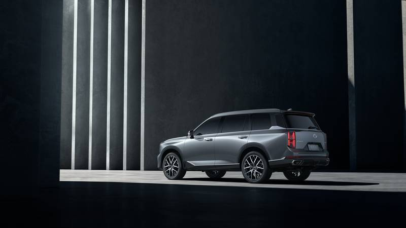 2022 GAC GS8: The Chinese Full-Size SUV That Borrows Technology From Lexus Exterior - image 1012746