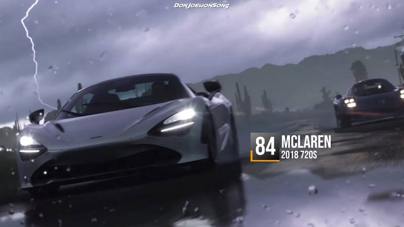 Here's A List Of All The 154 Cars That Are Confirmed To Feature In Forza Horizon 5! - image 1012805