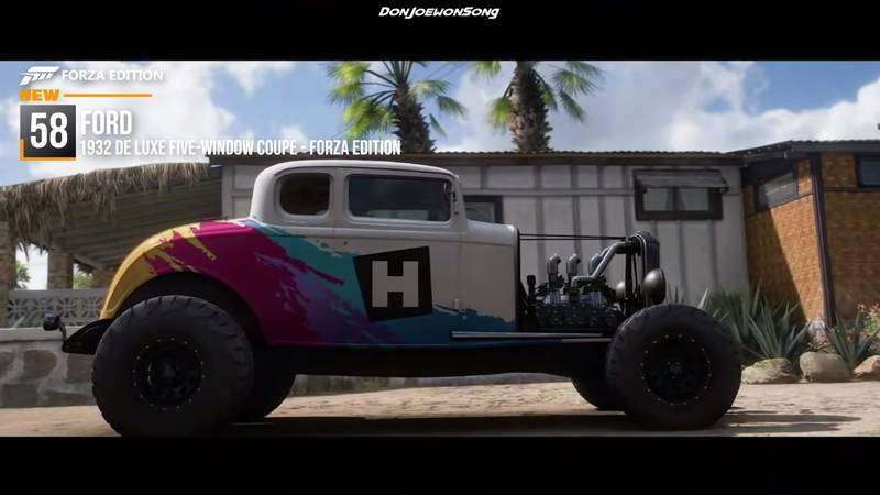 Here's A List Of All The 154 Cars That Are Confirmed To Feature In Forza Horizon 5! - image 1012810