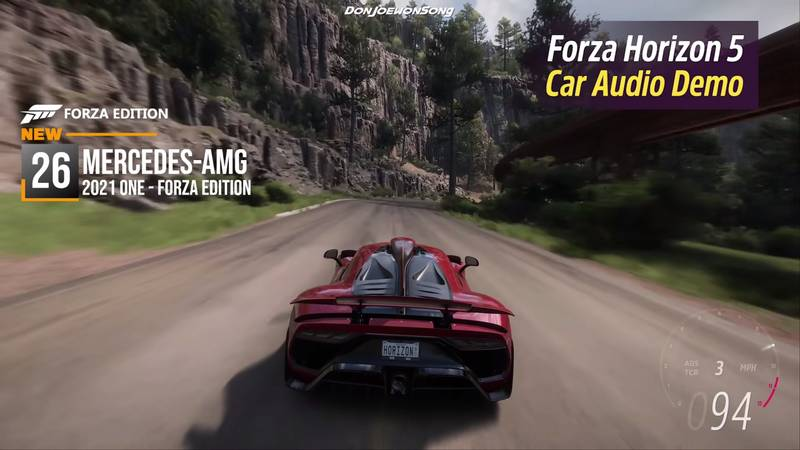 Here's A List Of All The 154 Cars That Are Confirmed To Feature In Forza Horizon 5! - image 1012811