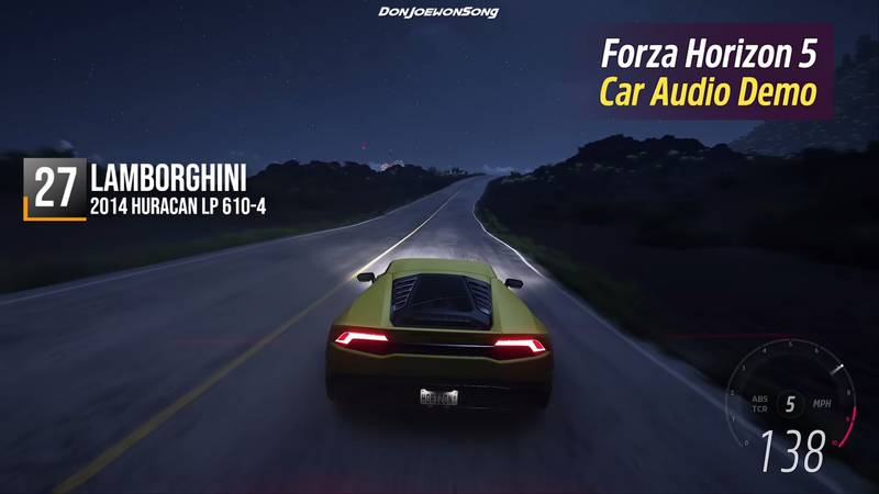 Here's A List Of All The 154 Cars That Are Confirmed To Feature In Forza Horizon 5! - image 1012803