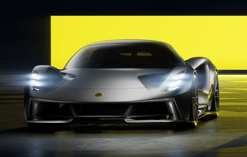 Lotus to Debut Four New EVs, Including an SUV, Starting Next Year - image 1012860