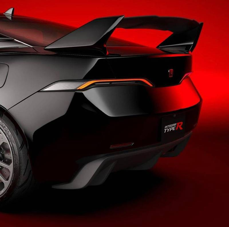 This Honda Integra Type-R Rendering Is Faithful To Both The Past And The Present - image 1008242