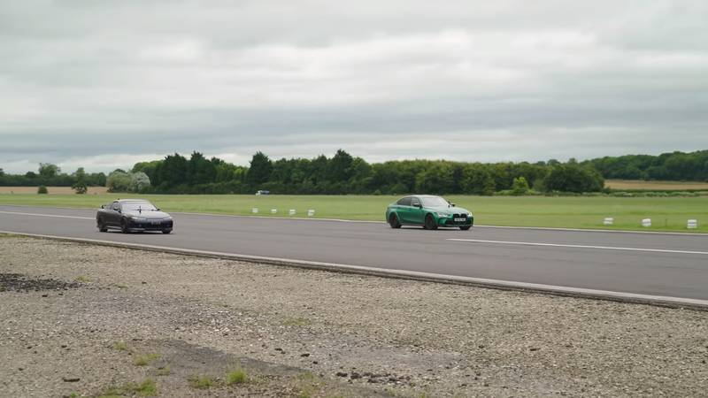 This Tuned Nissan Silvia Gets Schooled On The Drag Strip By A BMW M3 Only To Take Revenge Minutes Later - image 1012526