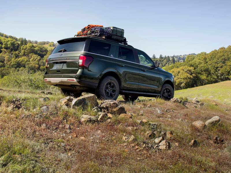 The 2022 Ford Expedition Debuts With A Whole Lot Of Upgrades, Including A New Off-Road Trim - image 1019115