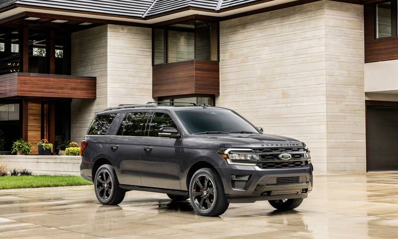 The 2022 Ford Expedition Debuts With A Whole Lot Of Upgrades, Including A New Off-Road Trim - image 1019155