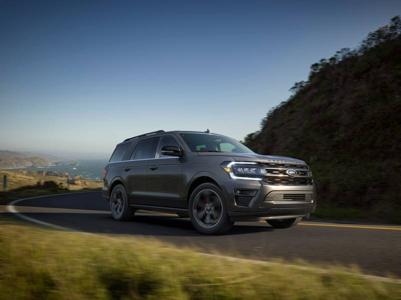 The 2022 Ford Expedition Debuts With A Whole Lot Of Upgrades, Including A New Off-Road Trim - image 1019158