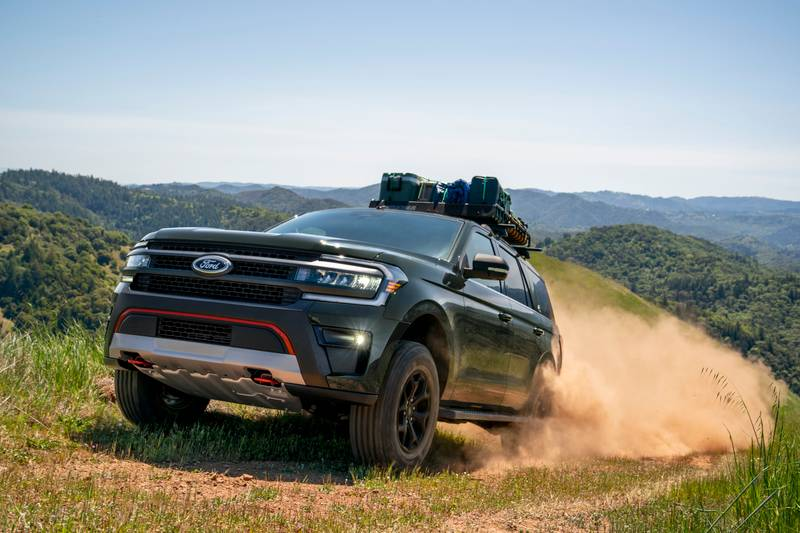 The 2022 Ford Expedition Debuts With A Whole Lot Of Upgrades, Including A New Off-Road Trim - image 1019168