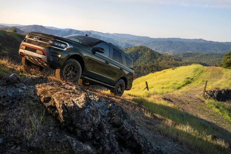 The 2022 Ford Expedition Debuts With A Whole Lot Of Upgrades, Including A New Off-Road Trim - image 1019174