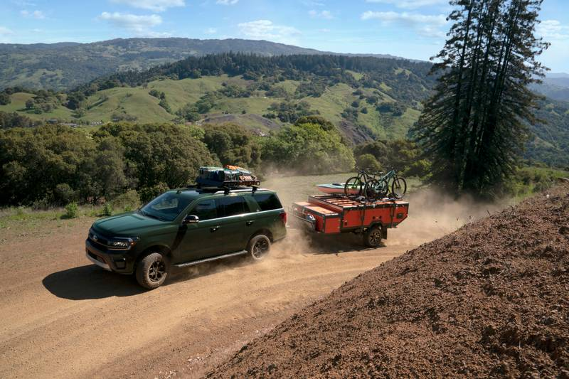 The 2022 Ford Expedition Debuts With A Whole Lot Of Upgrades, Including A New Off-Road Trim - image 1019175