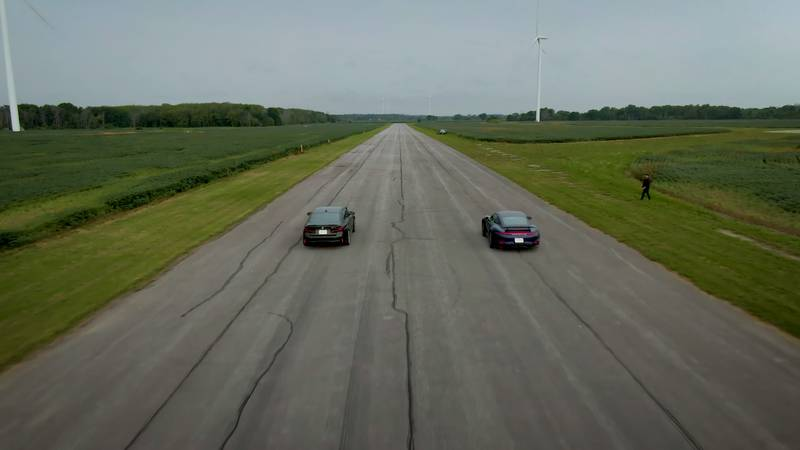 A Porsche 911 Turbo Gives The BMW M5 CS A Taste Of Its Own Medicine On The Drag Strip - image 1016141
