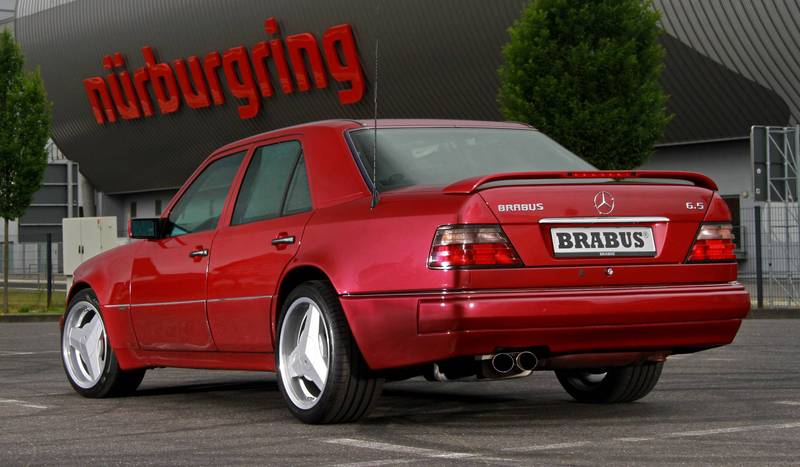 A Very Special 1994 Mercedes W124 Brabus 6.5 Recently Emerged From The Shadows - image 1016174