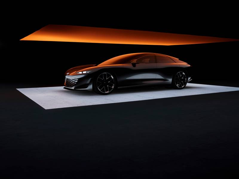 Audi Grandsphere Concept - A Luxurious EV That's A 'Private Jet For The Roads' High Resolution Exterior Interior - image 1013935