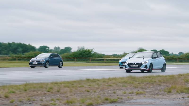 Battle Of The Hot Budget Hatches: The Hyundai i20 N vs Ford Fiesta ST vs Volkswagen Polo GTI - image 1020324