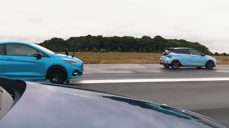 Battle Of The Hot Budget Hatches: The Hyundai i20 N vs Ford Fiesta ST vs Volkswagen Polo GTI - image 1020329