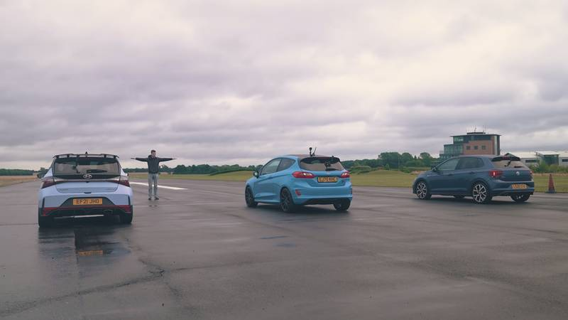 Battle Of The Hot Budget Hatches: The Hyundai i20 N vs Ford Fiesta ST vs Volkswagen Polo GTI - image 1020330