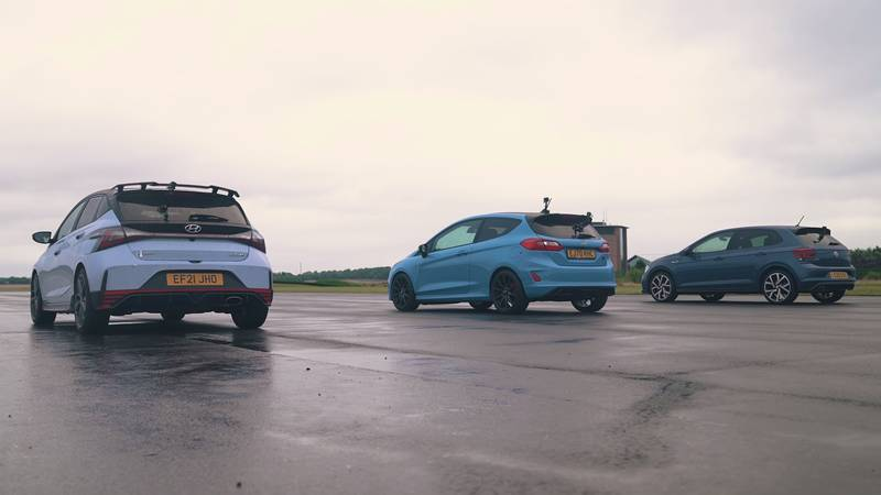 Battle Of The Hot Budget Hatches: The Hyundai i20 N vs Ford Fiesta ST vs Volkswagen Polo GTI - image 1020331