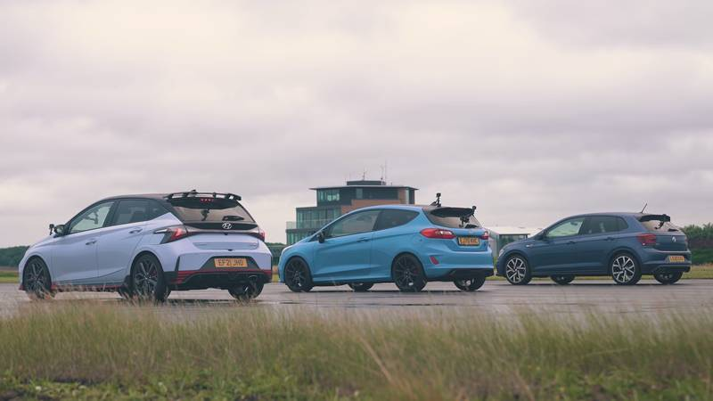 Battle Of The Hot Budget Hatches: The Hyundai i20 N vs Ford Fiesta ST vs Volkswagen Polo GTI - image 1020337