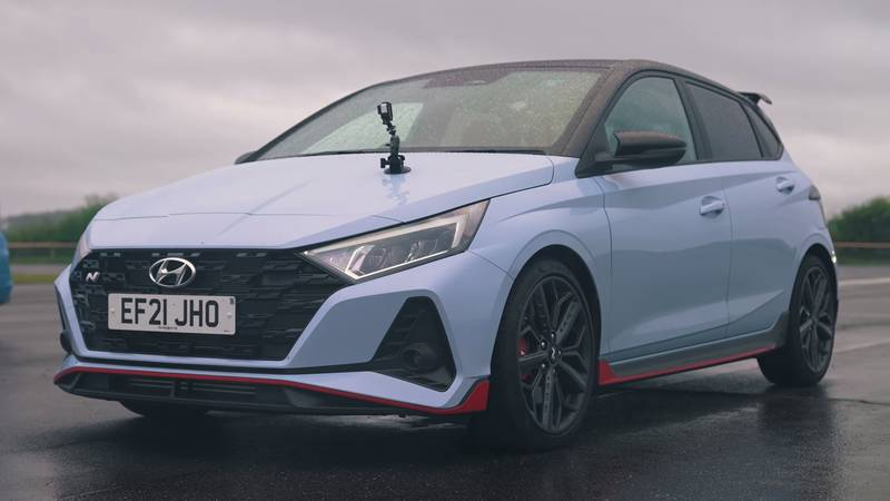 Battle Of The Hot Budget Hatches: The Hyundai i20 N vs Ford Fiesta ST vs Volkswagen Polo GTI - image 1020340