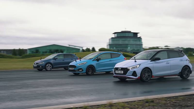 Battle Of The Hot Budget Hatches: The Hyundai i20 N vs Ford Fiesta ST vs Volkswagen Polo GTI - image 1020313