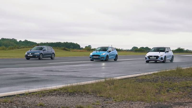 Battle Of The Hot Budget Hatches: The Hyundai i20 N vs Ford Fiesta ST vs Volkswagen Polo GTI - image 1020317