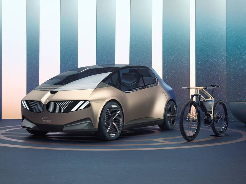 BMW i Vision Circular Concept Is A 100-Percent Recyclable City Car - image 1015198