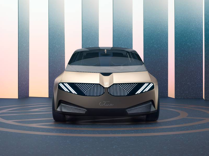 BMW i Vision Circular Concept Is A 100-Percent Recyclable City Car - image 1015203
