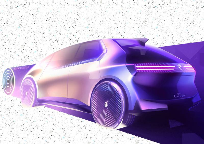 BMW i Vision Circular Concept Is A 100-Percent Recyclable City Car - image 1015162